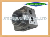 Steel Machine Parts China Machine Part-Custom Precision 304 Stainless Steel Metal CNC