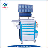 Medical Products Emergency Hospital Anesthesia Cart