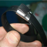 PVC Covered 201 Stainless Steel Cable Tie