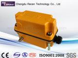 Height Limiter/Sensor for Hoist Roller for Construction