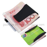 Stainless Steel Money Clip (JJ-SS-MC11-01(matt black)-)