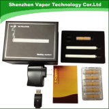 E Cigarette Very Hot and Popular Model Kr808d-1 10.2$ Per Set, One Set Comes with 2 Rechargable Batteries, 6 Horizontal Cartomizers, Home and USB Chargers.
