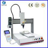 CE Certification Desktop Type Automatic Glue Plastisol Liquid Dispensing Machine