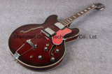 Es 335 Anniversary 1963 Semi Hollow Body Electric Guitar (TJ-215)