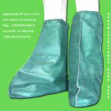 Plastic/Polyethylene/Poly/HDPE/LDPE/CPE/PP+PE/PE Disposable Overboots for Medical & Surgical Sectors