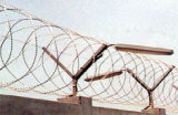 Concertina Razor Barbed Wire Fencing