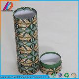 Custom Clothing Paper Packaging Tube T-Shirt Eco Cardboard Round Box