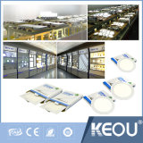 LED Factory Recessed LED Panel Light ISO9001