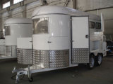 2 Horse Float 2horse Trailer) Straight Load with Tool Box Gw Floats
