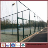 PVC Coated Chain Link Fence/Temporary Fence Panel (2M*4M)