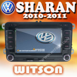 Witson Auto GPS Navigatgion for Vw Sharan W2-D723V