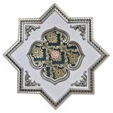 Banruo Fashion Style Design Polystyrene Artistic Ceiling for Indoor Decoration