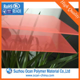 Red Rigid PVC Sheet/PVC Film for Thermoforming Tray