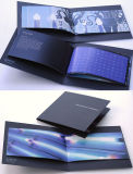 Unique Elegant Attractive High-End Full Colour Advertising Brochure (YY--B0001)