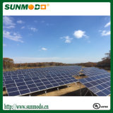 Aluminum Solar PV Ground Mounting System