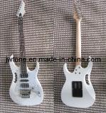 Mop Flower Vine Inlay Floydrose Electric Guitar