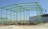 Steel Frame Workshop Building (SS-526)