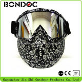 Sport Goggles Mx Goggles with Face Mask