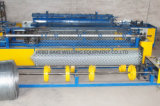 Single Wire High Efficiency Chain Link Fence Making Machine