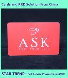 Cmyk 0.76mm Cr80 PVC Card for VIP Member