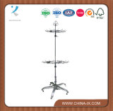 Boutique Iron Revolving Rack for Retail Store