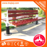 2016 New Design Wooden Park Benches Outdoor Long Chair