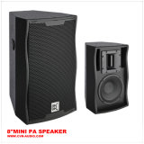 Mini Powered Speaker Conference Portable PA System