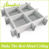 Fireproof Aluminum Suspended Grille Ceiling