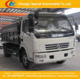 6cbm Dongfeng 4*2 Self-Load Sealed Garbage Truck
