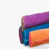 Microfiber Bath Towel Yoga Towel of Solid Colour