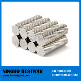 Industrial Cylinder Permanent NdFeB Magnet Electric