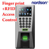 Fingerprint Access with Support External a Card Reader