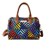 New Designer Colors Lingge Fashion Bag for Leather Handbag (XP1659)