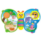 Baby Initiation Toy Butterfly Book Learning Toy (H0895073)