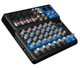 8 Mono 2 Band EQ Professional Audio Mixer Mc08X