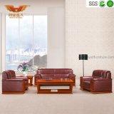 Modern Office Sofa /Office Sofa Set/Genuine Leather Sofa Hy-S946