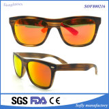 High Quality Fashion Handmade Acetate Silhouette Polarized Sunglasses for Men