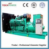 880kw/1100kVA Cummins Engine Open Type Generator Set