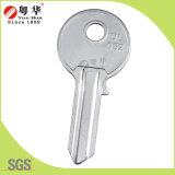 Hot Sale Coustomized Brass UL052 Door Key Blank