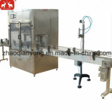 Plastic/Glass Bottle Fully Automatic Oil Filling Capping Machine