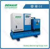 30kw Screw Combined Air Compressor (DA-30LG)