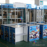 Aluminum Exhibition Promotion Ad Display Table