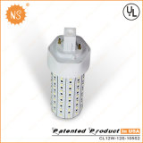 UL Listed G24 4pin 360 Degree 12W LED Lamp