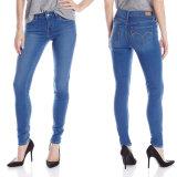 Womens Jeans High Waist Skinny Leggings Casual Factory Denim Pants