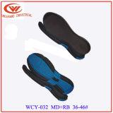 Comfortable Rb Outsole Durable EVA+Rb Sandals Sole for Making Men Sandals Flip Flop Shoes