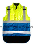 High Visibility Safety Vest with En471