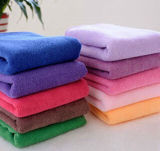 High Quality 100%Polyester Microfiber Hand Towel
