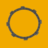 Stx Motorbike Clutch Plate, Motorcycle Clutch Disc for Auto