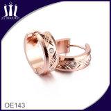 Europe Popular Custom Rose Earrings for Women