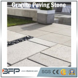 Natural Yellow/Beige Granite Paving Stone and Cobblestone for Garage, Driveway, Car Parking Area